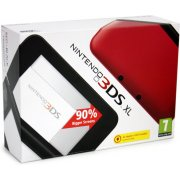 Nintendo 3DS XL (Red x Black)