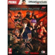 Dead or Alive 5 Prima Official Game Guide