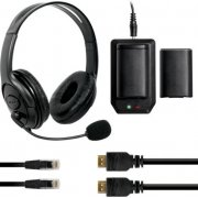 DreamGear Bundle: 6 IN 1 Starter Kit (v1.3) (Black)
