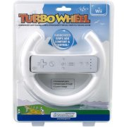 DreamGear Turbo Wheel - White