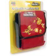 New Super Mario Bros. 2 Bag for 3DS (Red) [Gold Mario Version]