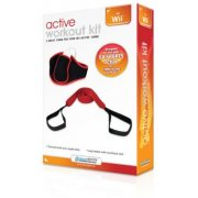 DreamGear Active Workout Kit - Black and Red