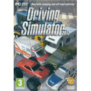Driving Simulator 2012 (DVD-ROM)