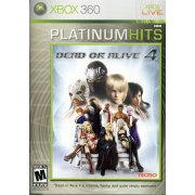 Dead or Alive 4 (Platinum Hits)