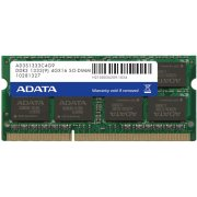 ADATA 4GB DDR3-1333 SO-DIMM CL9