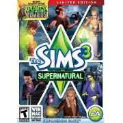 The Sims 3 Supernatural (Limited Edition) (English & Chinese Version) (DVD-ROM)