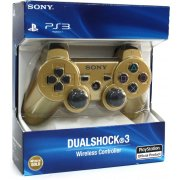 Dual Shock 3 (Metallic Gold)