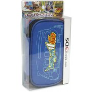 Inazuma Eleven Go Perfect Pouch for 3DS (blue)