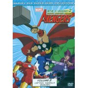 The Avengers: Earth's Mightiest Heroes Vol. 2: Captain America Reborn!