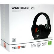 Tritton Warhead 7.1 Wireless Surround Headset (Black)