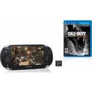 Thumbnail for PS Vita PlayStation Vita - Call of Duty: Black Ops Declassified Wi-Fi Model (Black)