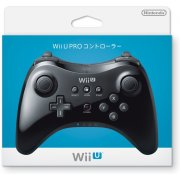 Nintendo Wii U Pro Controller (Black)
