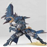 Revoltech Series No.123EX - Monster Hunter : Monster Hunter : Hunter Swordsman Laeus