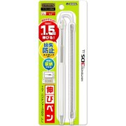 Retractable Touch Pen for 3DS LL (White)