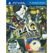 Persona 4: Golden (English)