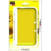 Body Cover for 3DS LL (Shiny Yellow)