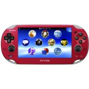 Thumbnail for PSVita PlayStation Vita - 3G/Wi-Fi Model (Cosmic Red)