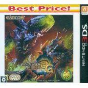Monster Hunter 3G [Best Price Version]