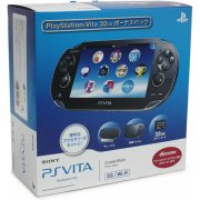 PSVita PlayStation Vita - 3G/Wi-Fi Model (32GB Bonus Pack)