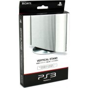 Vertical Stand for PlayStation 3 New Slim Model (Classic White)