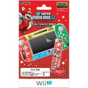 New Super Mario Bros. U Decoration Seal Set for Wii U GamePad (Variety)