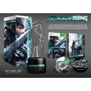 Thumbnail for Metal Gear Rising: Revengeance (Limited Edition)