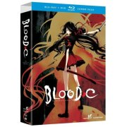 Blood-C: The Complete Series [Limited Edition Blu-ray+DVD]
