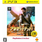 Uncharted 3: Drake's Deception (Playstation3 the Best)