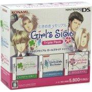 Tokimeki Memorial Girl's Side Triple Pack (1st Love Plus ? 2nd