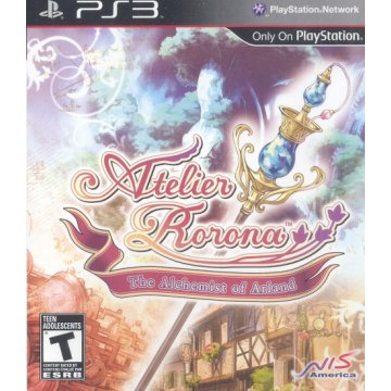Atelier Rorona: The Alchemist of Arland - Special price: US$ 21.90 (EUR~16.38)*