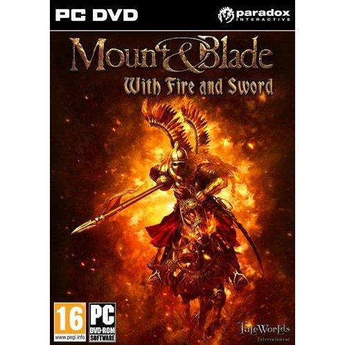 Скачать торрент Mount and Blade Огнём и Мечом Mount and Blade