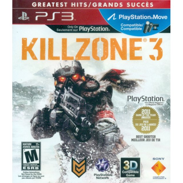 Killzone 3 (Greatest Hits)